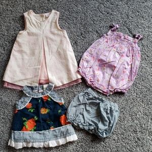 Other - Adorable Bundle of Baby girl clothes, Sz 3 months